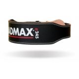 MadMax Full Leather - black