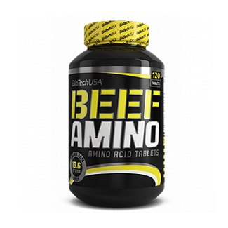 BIOTECH USA Beef Amino 120 tabliet