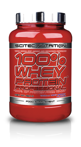 Scitec Nutrition 100% Whey Protein Profesional 920 g