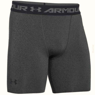 Under Armour HeatGear ARMOUR Compression Shorts, M