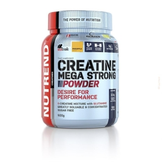 Nutrend CREATINE MEGA STRONG POWDER 500 g